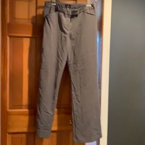 Size 10 gray trousers